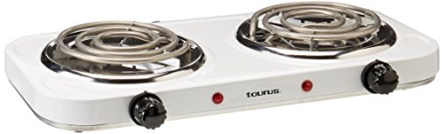 Parrilla Doble Taurus Fornax Duo 2000W 5 Temp