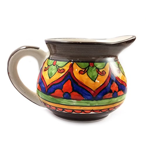 India Meets India Thanksgiving Handicraft Ceramic Teapot Serving Kettle 250 ml, Best Gifting, Made by Awarded Indian Artisan