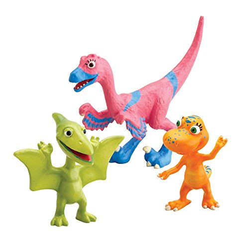 Dinotren - Pack de 3 Personajes: Velma, Annie y Don (Tomy LC53054MP)