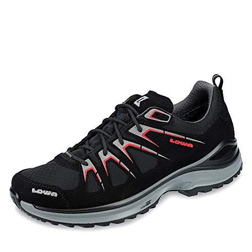 Lowa Innox EVO GTX LO Unisex Wanderschuh Trekking Outdoor Goretex, Schuhgröße:43.5 EU