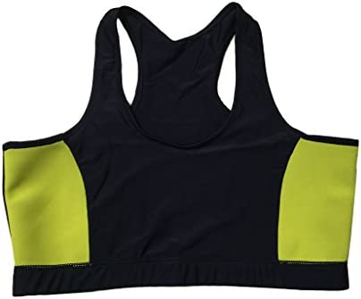 Vinmin Hot Thermo Sweat Slimming Shapers Neoprene Fitness Workout Sports Bra Gym Yoga Running product image