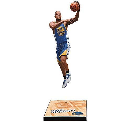 McFarlane NBA Series 30 KEVIN DURANT #35 - Golden State Warriors Sports Picks Figure