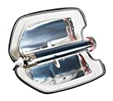 GoSun Go Ultra-Portable Solar Cooker, Solar Oven Heats Drinks and Bakes Food, Perfect Camping Accessory - Cook Food in as Little as 20 Minutes