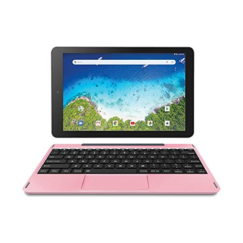 """RCA Viking Pro 10.1"""" Android 2-in-1 Tablet 32GB Quad Core"""