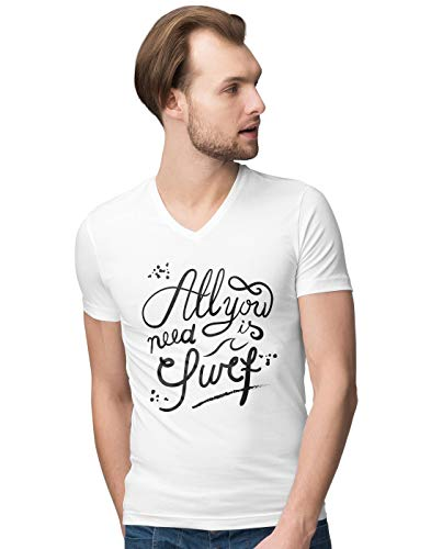 It's a typography based design with text and waves. Ideal summer beach graphic design for people who love surfing. This is the perfect garment to keep you smiling on a rainy day. By the way, it can be a nice present for a Birthday and even Christmas....