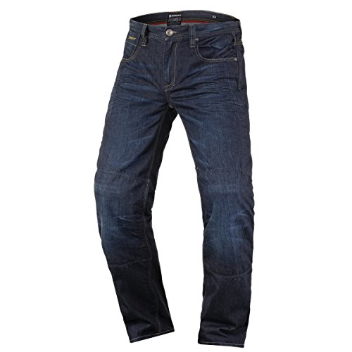 Scott Denim Motorrad Jeans Hose blau 2019: Größe: XXXXL (60/62)