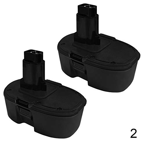 Mighty Max Battery 18 Volt Battery for DEWALT DC9096 DW9095 DW9096 DW9099-2 Pack Brand Product