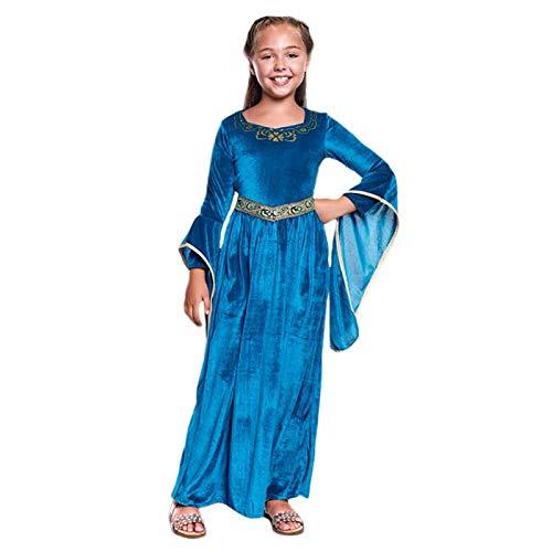 Disfraz Princesa Vikinga Niña (5-6 años) (+ Tallas) Carnaval Medievales