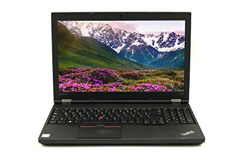 Lenovo Laptop ThinkPad L560 CPU Intel Core i5-6 Gen Bildschirm 15 Zoll 1920x1080 Full HD 8GB RAM 256GB SSD Windows 10 Tastatur DE (Generalüberholt)