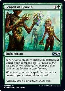 Magic: The Gathering - Season of Growth - Core Set 2020