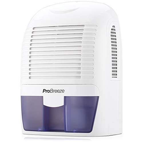 Pro Breeze Electric Mini Dehumidifier - Best Dehumidifier for Basement