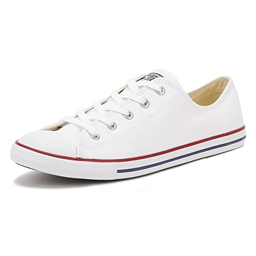Converse All Star Dainty Ox Damen Sneaker Weiß