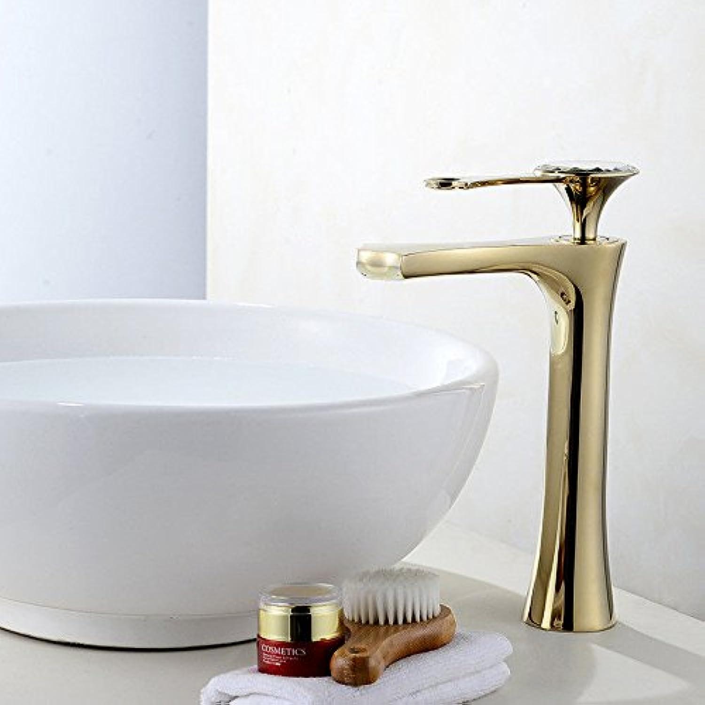 ETERNAL QUALITY Badezimmer Waschbecken Wasserhahn Messing Hahn Waschraum Mischer Mischbatterie Antike einfach voll Kupfer warme und kalte Küche Spüle Wasserhahn Küche was