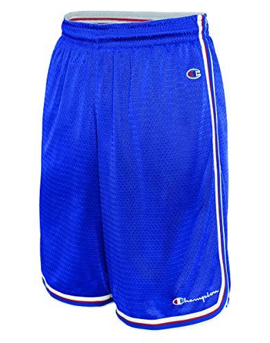Champion Core Basketball Short - Blau - X-Groß
