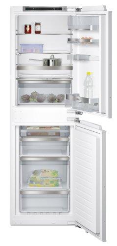 Siemens iQ500 Einbau-Kühl-Gefrier-Kombination KI85NAD30 / Flachscharnier / A++ / 232 kWh / 177,2 cm Höhe / 154 L Kühlteil / 92 L Gefrierteil / Frischesystem - hyperFresh Plus / noFrost / bigBox