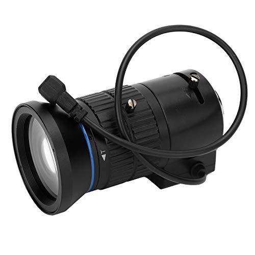 6 MP auto-irislens 1/2,7 inch 5-50 mm zoom, 6 MP zoomlens 1/2,7 inch 5-50 mm zoom Anticorrosief en duurzaam voor…