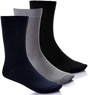 Cottonil Set Of 3 Classic Socks - For Men