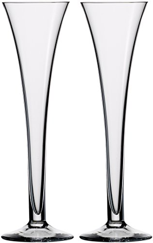 La mejor comparación de Copas de champán trompeta los preferidos por los clientes. 7