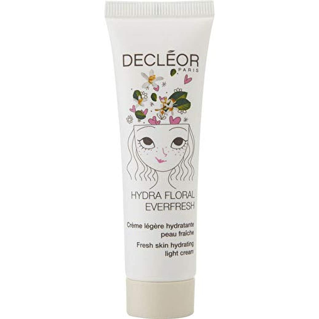 非互換出口コマンドデクレオール Hydra Floral Everfresh Fresh Skin Hydrating Light Cream - For Dehydrated Skin 30ml/1oz並行輸入品
