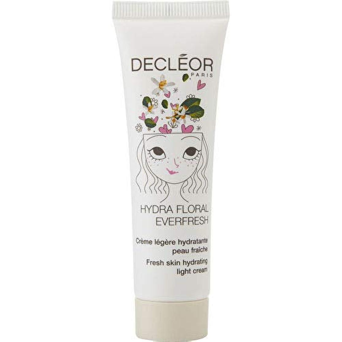 課税フェデレーション午後デクレオール Hydra Floral Everfresh Fresh Skin Hydrating Light Cream - For Dehydrated Skin 30ml/1oz並行輸入品
