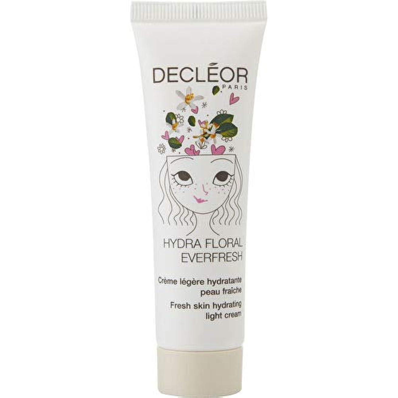 完了キャンパスメインデクレオール Hydra Floral Everfresh Fresh Skin Hydrating Light Cream - For Dehydrated Skin 30ml/1oz並行輸入品