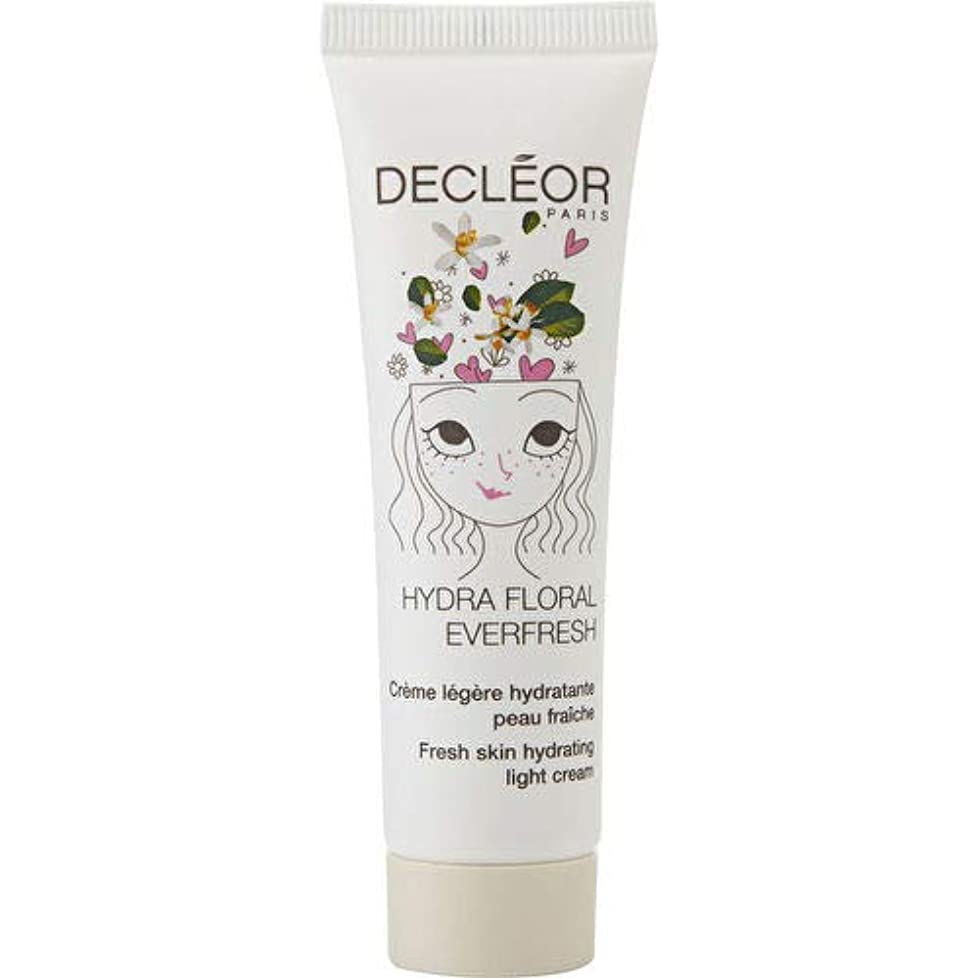 論理文明化十一デクレオール Hydra Floral Everfresh Fresh Skin Hydrating Light Cream - For Dehydrated Skin 30ml/1oz並行輸入品