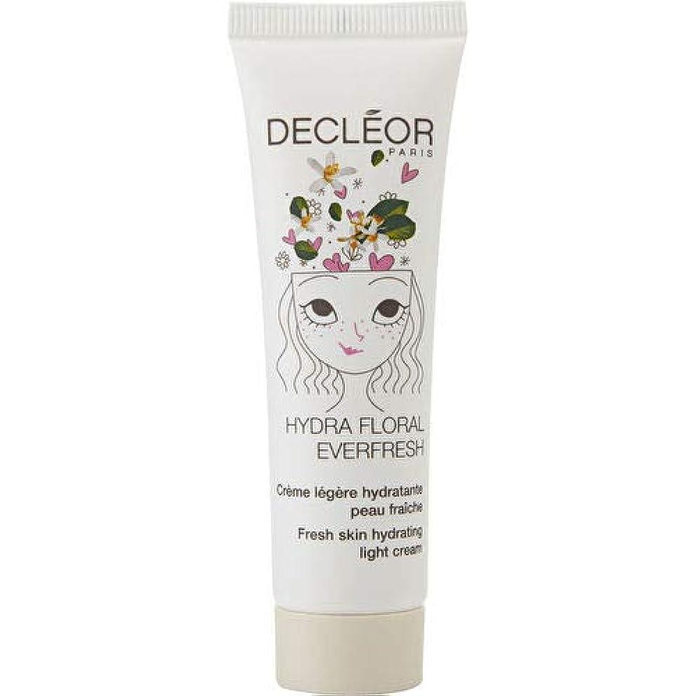 医薬品浜辺動脈デクレオール Hydra Floral Everfresh Fresh Skin Hydrating Light Cream - For Dehydrated Skin 30ml/1oz並行輸入品