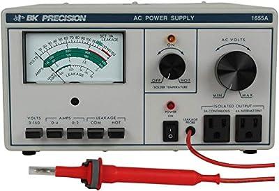 B&K Precision 1655A AC Power Supply, 150V, 3A