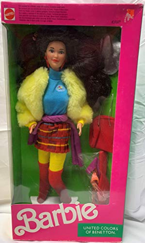 Barbie United Colors of Benetton Kira Doll