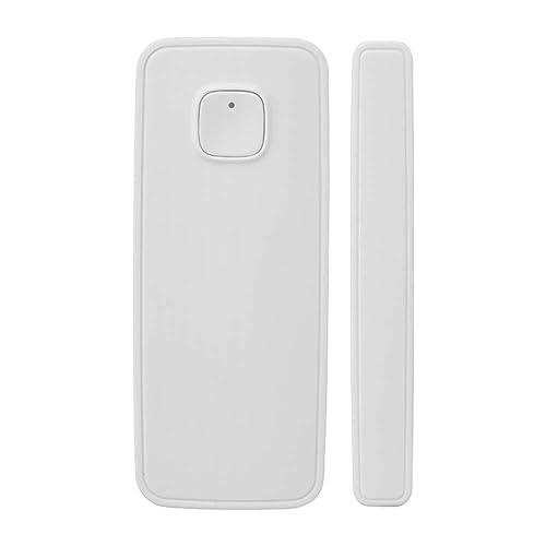 CooSpo Wifi Door Sensor Window Sensor Door Alarm Sensor Motion Sensor Compatible with Smart Life Google Home and others