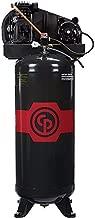 - Chicago Pneumatic Reciprocating Air Compressor - 3.5 HP, 60 Gallon, 208/230 Volt, 1-Phase, Model# RCP3561V