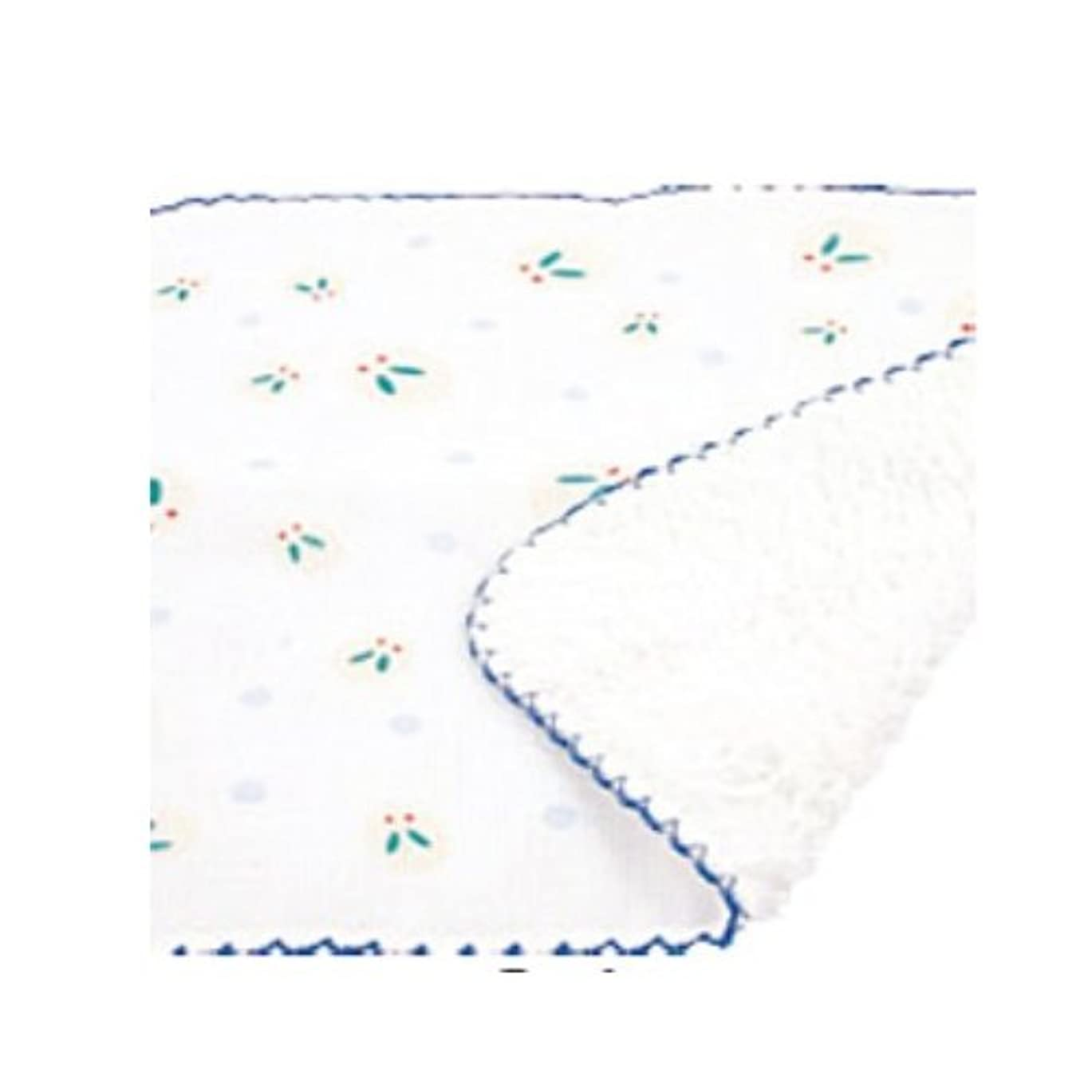 睡眠用量手首ふんわりマイクロミニハンカチ 雪兎