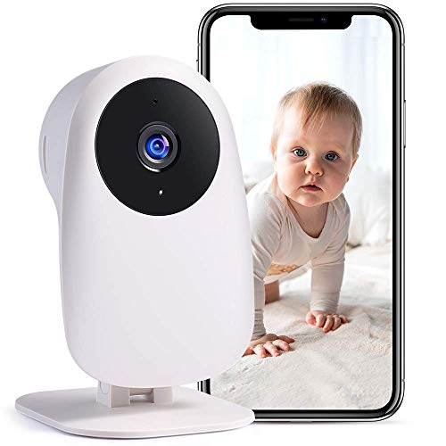 Nooie Baby Monitor with Camera and Audio