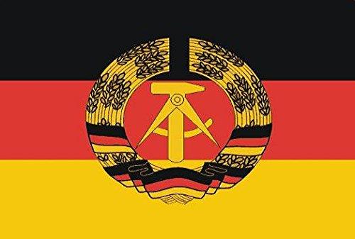U24 Flagge Fahne DDR 90 x 150 cm