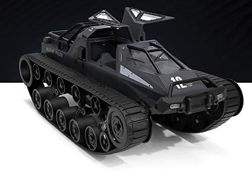 Amyove Ferngesteuerter Panzer Tank, SG 1203 1/12 2.4G Drift RC Auto Hochgeschwindigkeits Proportionalsteuerung Fahrzeugmodell Weiß