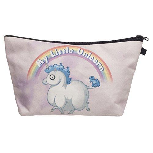 Make Up Bag Eenhoorn Unicorn make-up mapje etui tasje toilettas make-up tasje make-up tasje schminktas pennenmapje tas