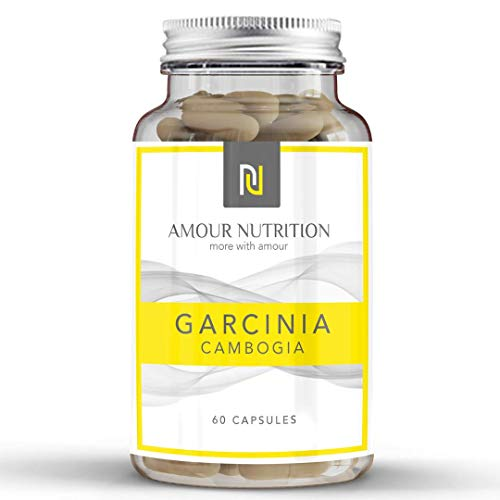 Garcinia Cambogia, Powerful Weight Loss and Appetite Suppressant, Suitable for Men and Women, UK Made