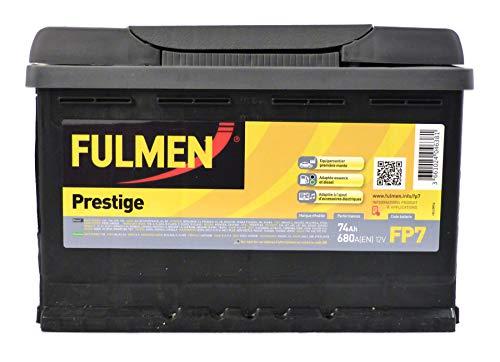 Fulmen Prestige Batterie Auto 680A 74Ah