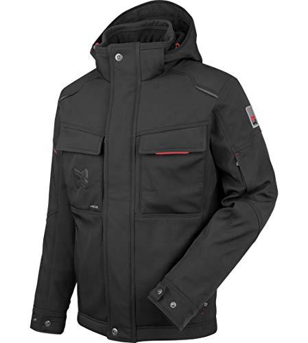 WÜRTH MODYF Scorpius Winter Softshelljacke: Diese Jacke hält Nicht nur warm & Sieht gut aus, sondern ist auch mit techn. Eigenschaften ausgestattet. Die Jacke ist in M & schwarz verfügbar.