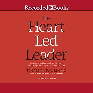 The Heart-Led Leader audiobook cover art