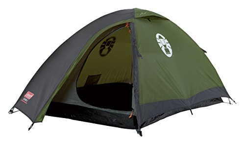 Coleman Polyester Darwin 2 Camping Tent, 2 person (Green)