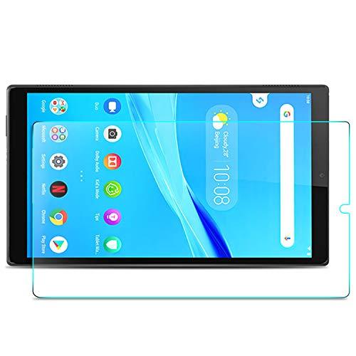 VOVIPO Displayschutzfolie für Lenovo Tab M8 HD Tablet, Premium 9H Härte, 2.5D abgerundete Kanten, gehärtetes Glas, Displayschutzfolie für Lenovo Tab M8 HD