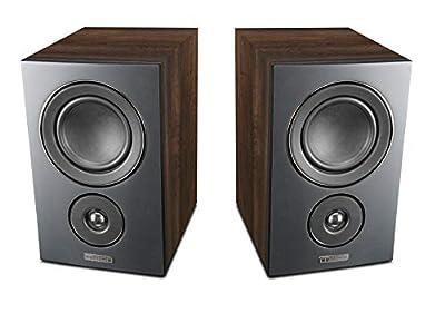Mission LX-2 Bookshelf Speaker - Walnut Pearl (pair) by Mission
