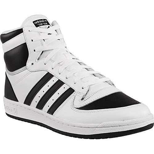 adidas Top Ten RB Size 12 White/Black