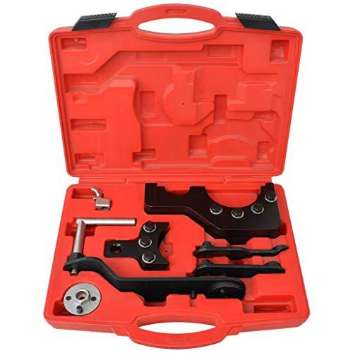 Xingshuoonline Kit de 8 outils de synchronisation pour moteur diesel VAG 2.5/4.9D/TDI PD
