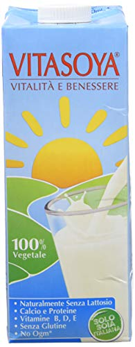 Vitasoya Soyadrink 100% Vegetale - 1000 ml