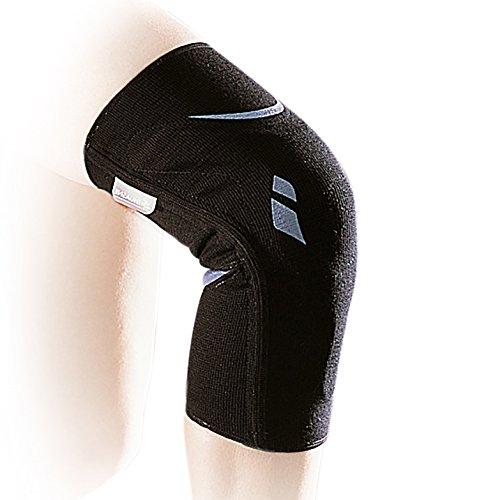 Thuasne Silistab Genu Kniebandage, stoßabsorbierende Patella-Führung, elastisch, mit Y-förmiger Patella-Einlage, ideal bei Knieverletzungen, stützt die Kniescheibe, auch ideal für sportliche Aktivitäten nach Verletzungen, in 6 Größen erhältlich