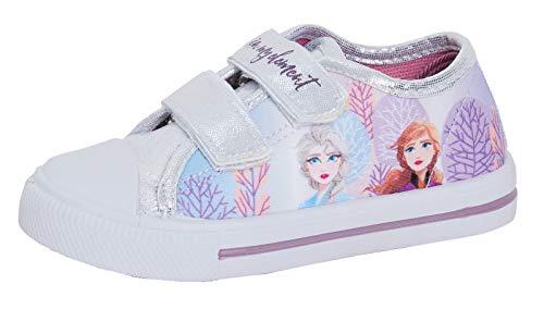 Disney Girls Frozen 2 Escarpins en toile Lilas - - lilas, 30 EU