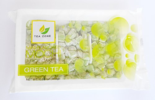 TEA ZONE 10.6 oz Rainbow Mini Mochi Bag