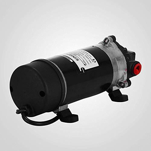 BuoQua 160PSI 1.0A Booster Auto Bomba de Agua Membrana de Cebado